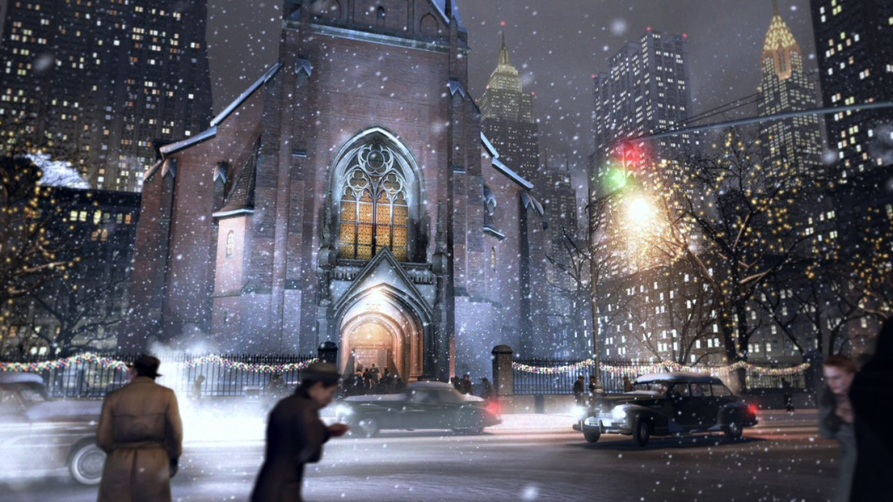 Mafia II (2) info, screenshots, trailer