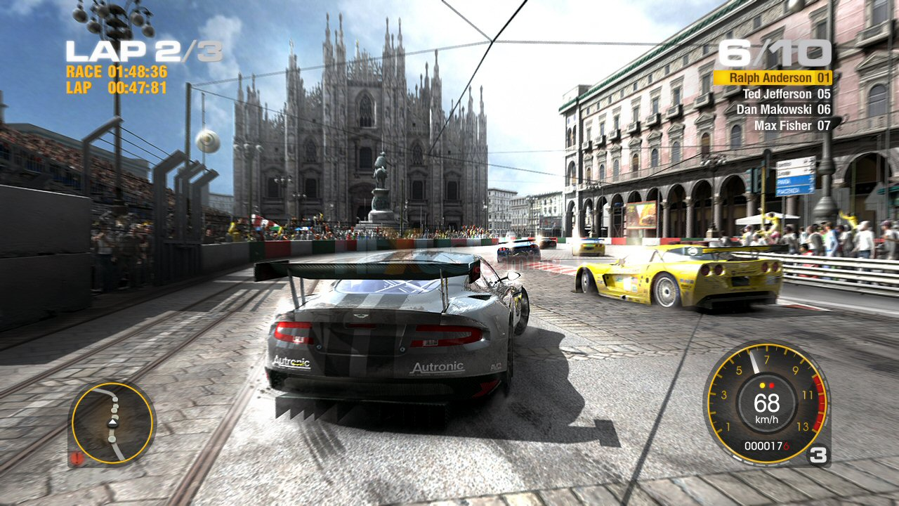 Race Driver: GRID - Xbox 360, PS3, PC - Xbox 360 - Feature
