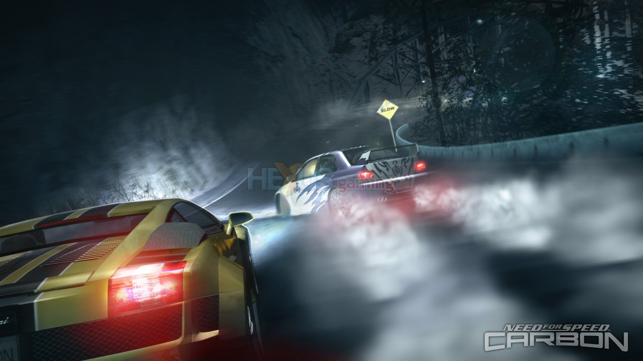 Need For Speed Carbon Xbox 360 Xbox 360 Preview Hexus Net