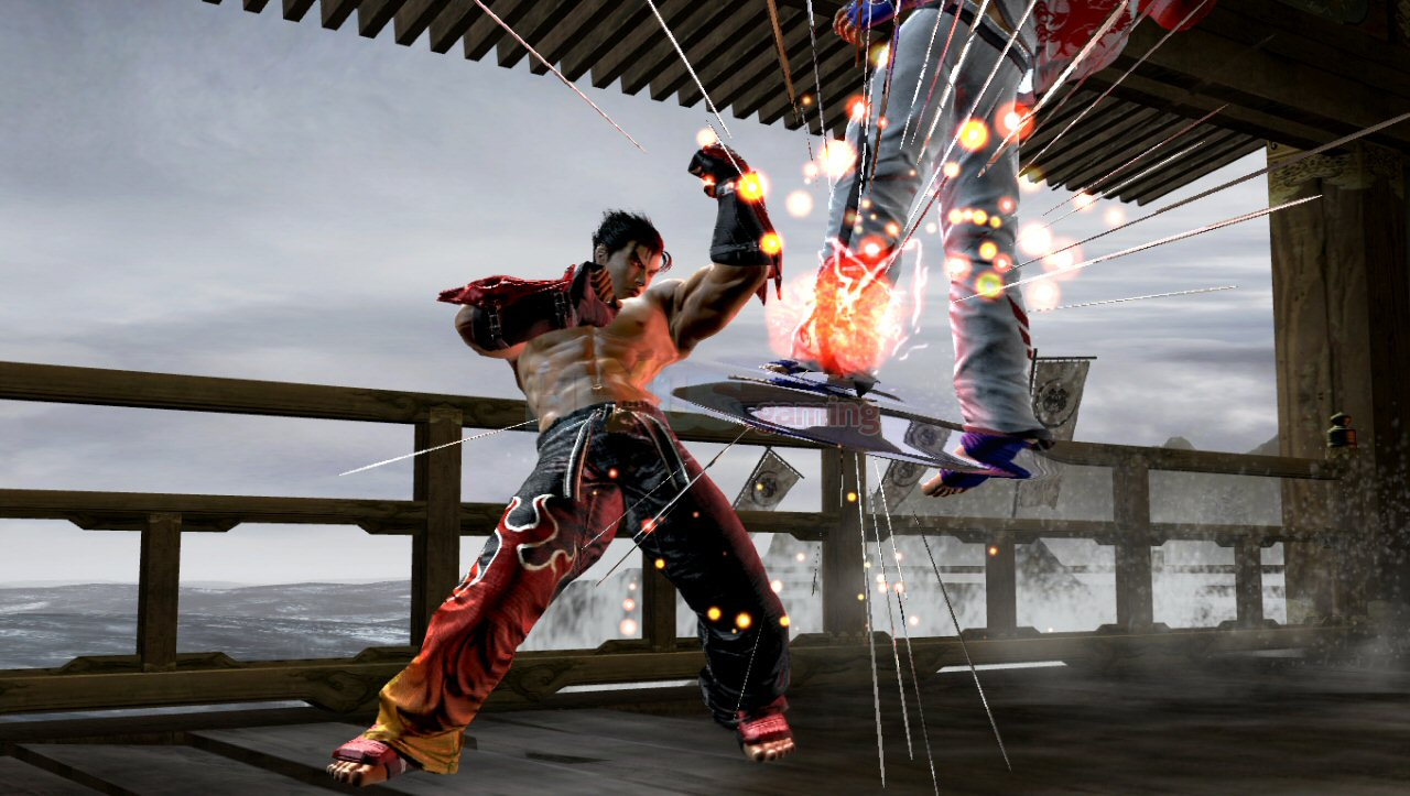 Review Tekken 6 Xbox 360 Ps3 Xbox 360 Hexus Net