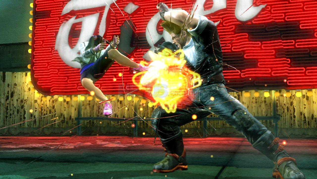 Tekken 6 - Xbox 360, PS3 - Xbox 360 - News - HEXUS.net