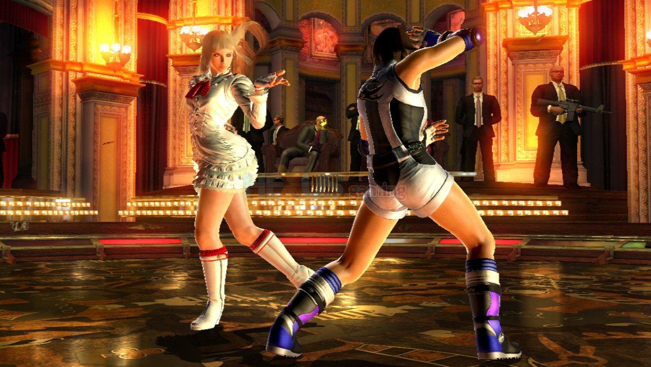 Tekken 6 PC Games Free Download 816 MB RIPPED