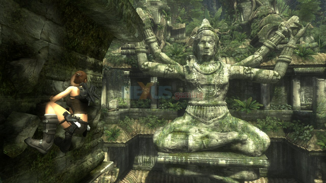 Tomb Raider Underworld Repack