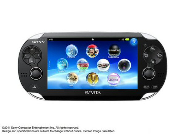 PS Vita partners with Vodaphone, offers Wipeout 2048 free - PS Vita