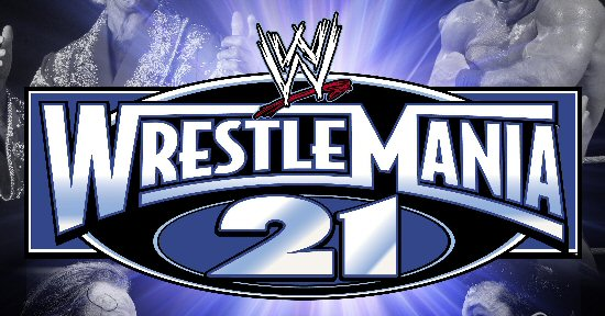 WrestleMania 21 (2005) Wm1