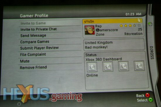 Xbox 360 LIVE… Privacy? What privacy? - Xbox 360 - Feature