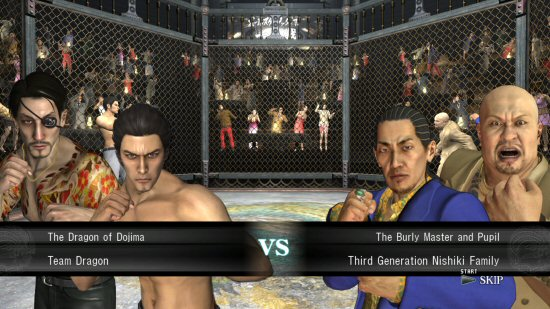 Yakuza 3 battle pack - the ultimate edition of Sega's