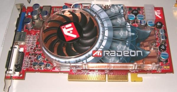 ATI Radeon 9800XT Reference Board
