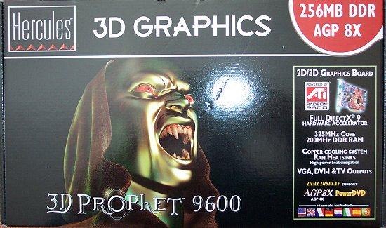 Review Hercules 3D Prophet All-In-Wonder SE - Graphics