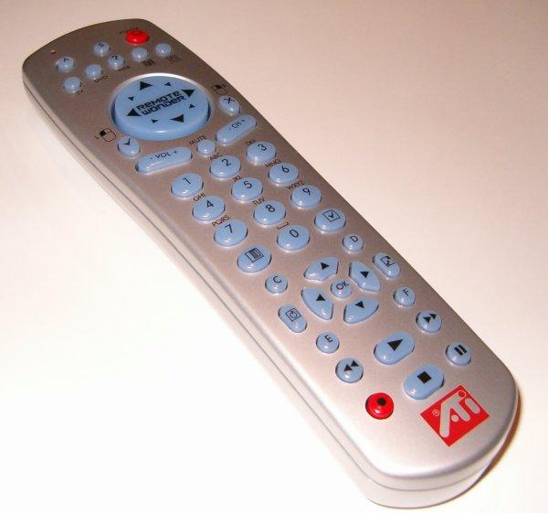 Hercules 3D Prophet 9800SE All-In-Wonder Remote