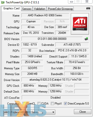 amd radeon hd 6970 update drivers