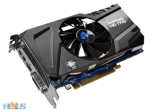 Pubg Radeon Hd 7770: ATI Radeon HD 7770 Vs Sapphire Radeon HD 7770 OC