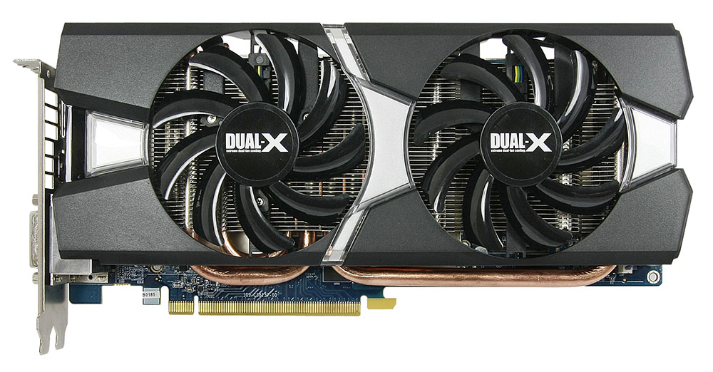 Review Sapphire Radeon R9 280 Dual X Graphics Hexus Net