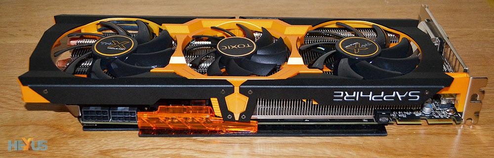 Review: Sapphire Radeon R9 280X TOXIC - Graphics - HEXUS net