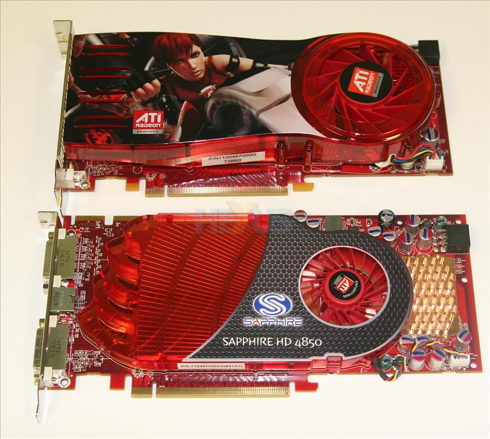 Драйвера ATI Radeon HD 4830