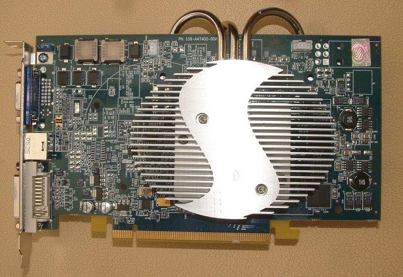AMD/ATI drivers for Radeon X800 and Windows XP 32bit