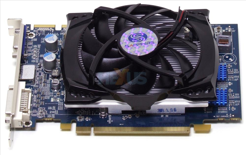 Review: mid-range mayhem: sapphire's exclusive radeon hd 4650 and.
