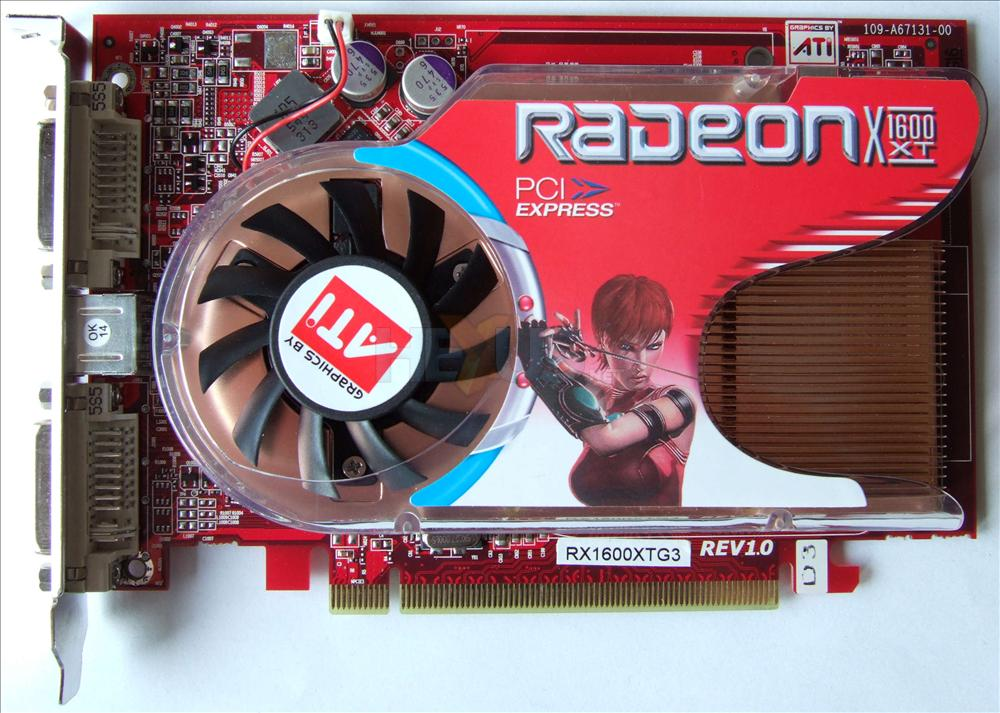 Review Complete Ati Radeon X1600 Roundup Got 163 100 For A