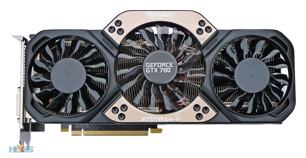 Review: Palit GeForce GTX 780 JetStream 6GB in SLI - Graphics