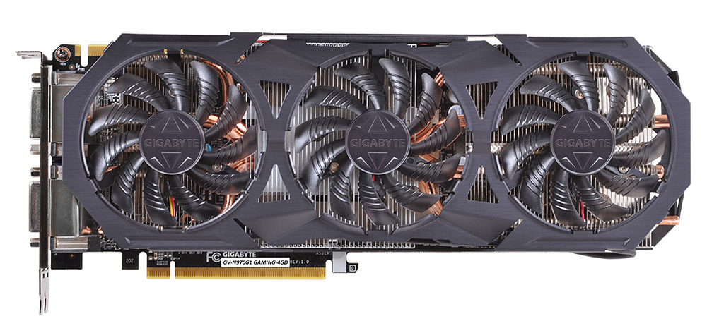 Review Gigabyte Geforce Gtx 970 G1 Gaming Graphics