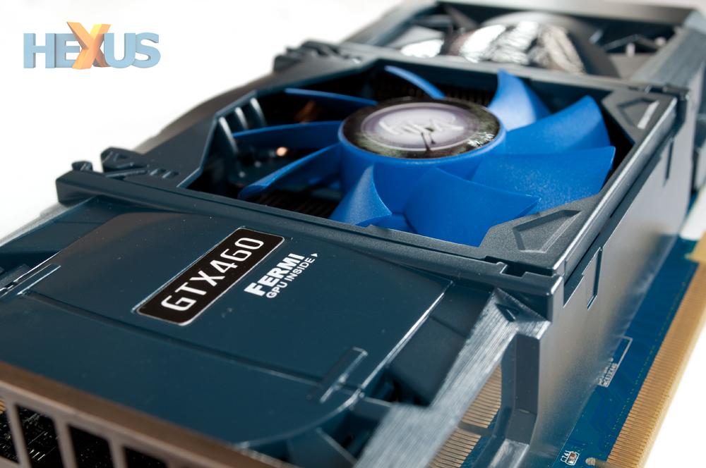 KFA2 GeForce GTX 460 1GB LTD OC graphics card review - Graphics