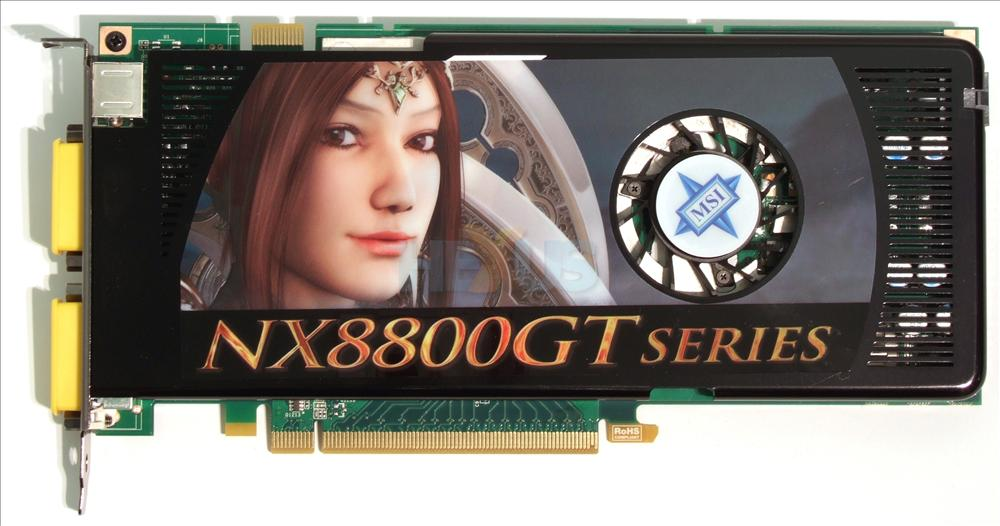 Для nvidia nx 8800 gts - peterpokrovskyru