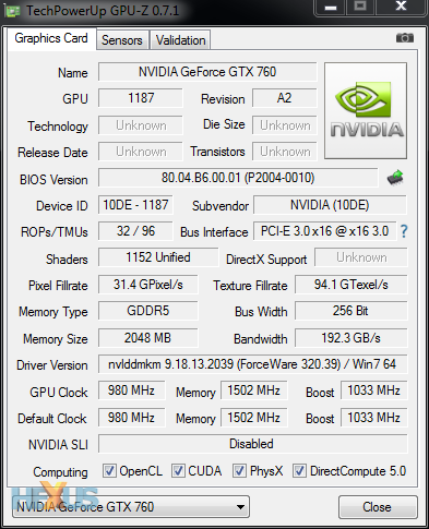 Gtx 1050 vs gtx 760 test in 6 games (i3 6100) youtube.
