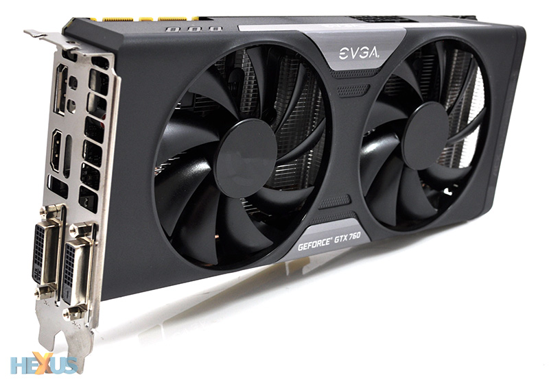 Review: EVGA GeForce GTX 760 Superclocked ACX - Graphics