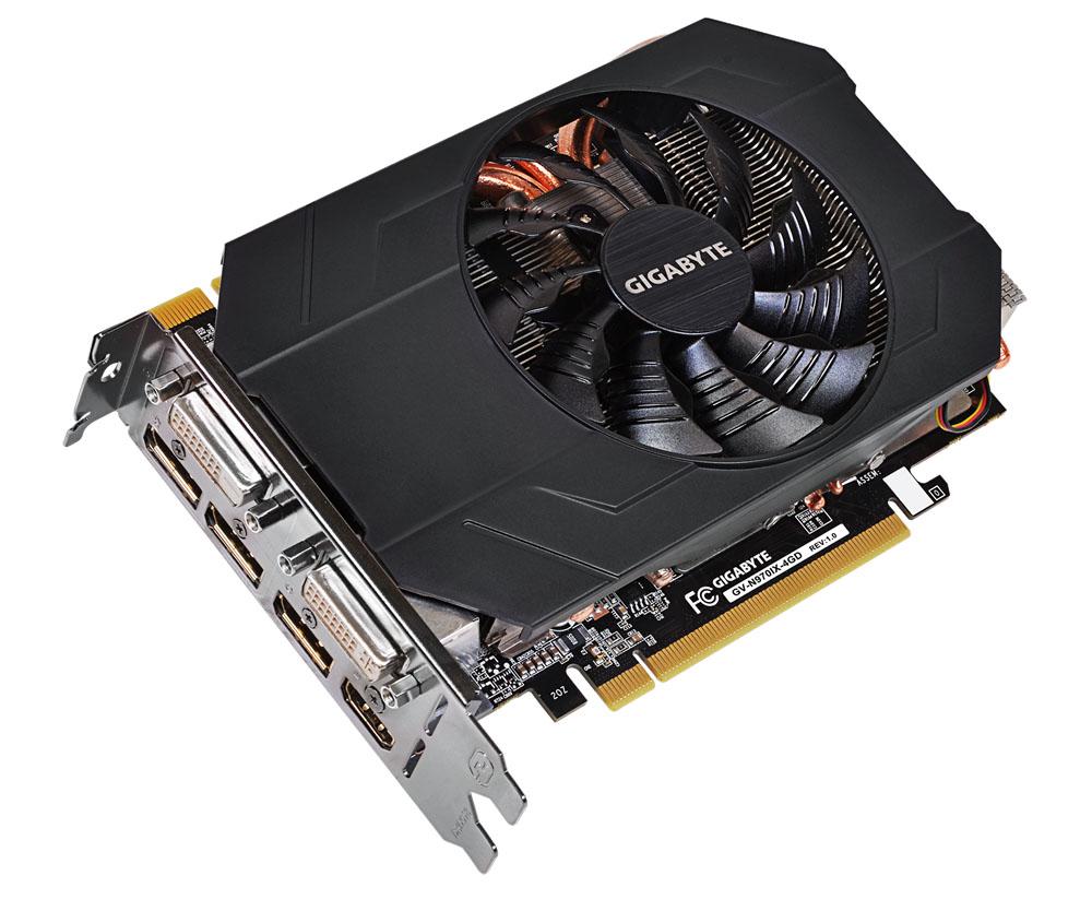 Meet The Gigabyte GeForce GTX 650 Ti OC 2GB Windforce