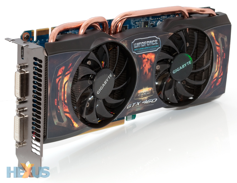 Gigabyte GeForce GTX 460 Super Overclock graphics card review