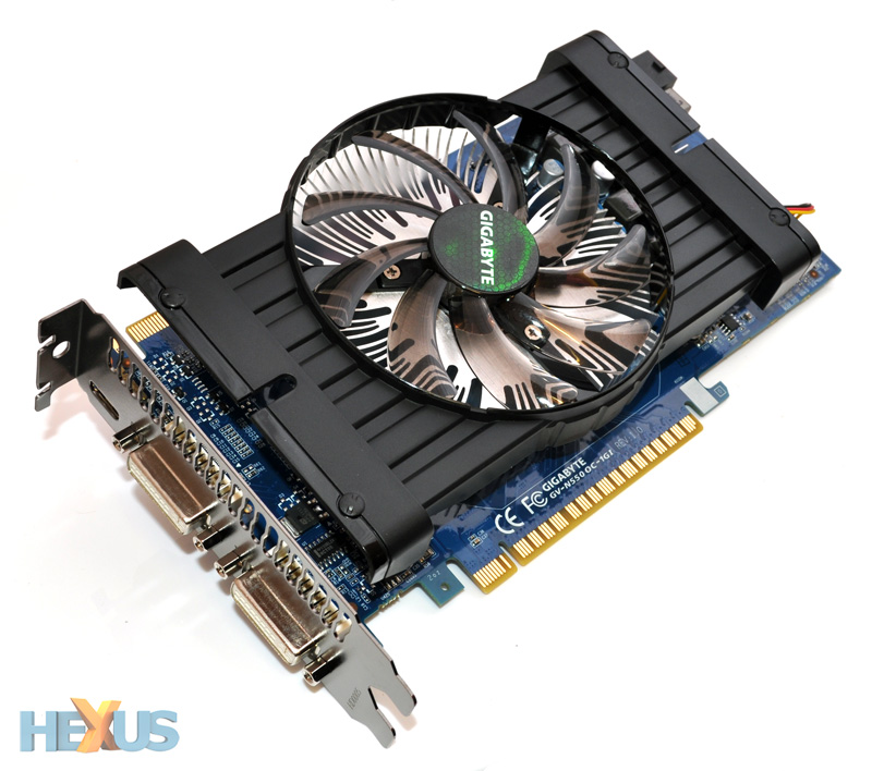 Gigabyte GeForce GTX 550 Ti OC graphics card review - Graphics ...
