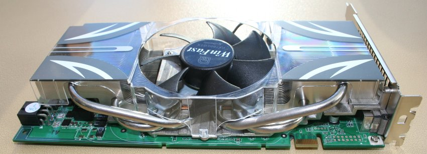 Review Leadtek Px7800 Gtx Tdh Myvivo Extreme 256mb And