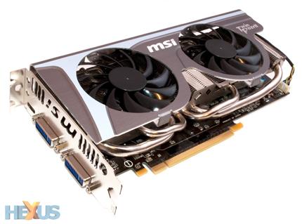 MSI GeForce GTX 560 Ti Twin Frozr II/OC graphics card review