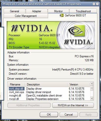 nvidia drivers geforce 9600 gso скачать драйвер