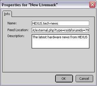 New Livemark Properties