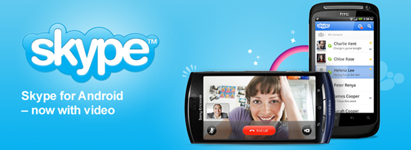 Skype adds video calling for Android 1