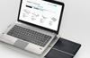 Logitech Touch Lapdesk adds multi-touch to your notebook