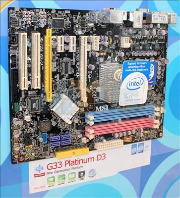 Intel q35 display