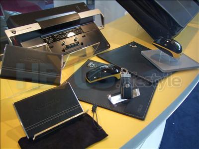 ASUS Lamborghini accessories