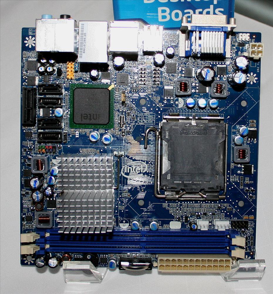 f a q, Intel® Desktop Board D201GLY - шустра? - Версия для