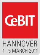 Click for more from CeBIT 2011