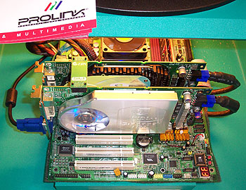 Prolink 6800 GT SLI using different BIOS ROMs
