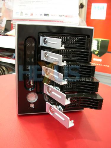 Thecus N5200 User Manual