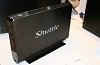 Shuttle's new XS35 'hard-drive enclosure' is an Atom-powered PC