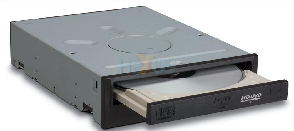 Toshiba shows worlds first hd dvd writer for desktop pcs storage hd dvd write speed though is just 1x whereas the latest blu ray disc pc based rewriters can burn at 4x to single layer bd discs publicscrutiny Image collections
