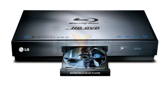 LG crams Blu-ray and HD DVD into one player - Audio Visual