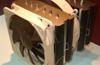 Noctua shows off six heatpipe, dual radiator NH-D14 CPU cooler