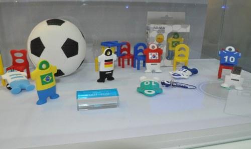 ADATA USB Footballers