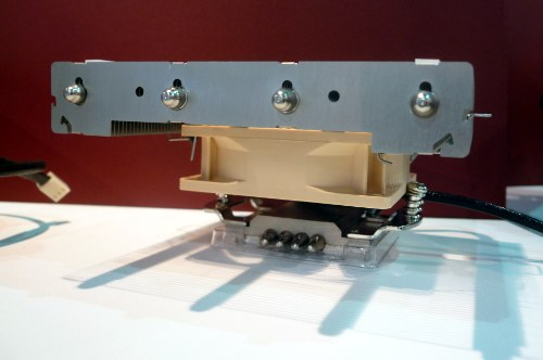 Noctua prototype 80/120mm HSF