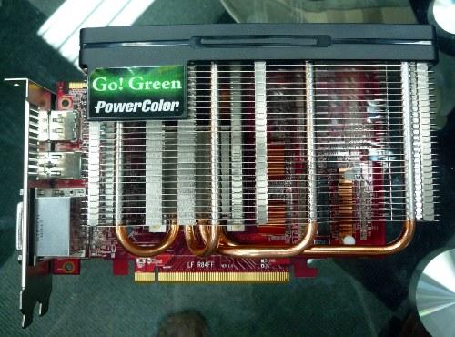 PowerColor Go! Green series